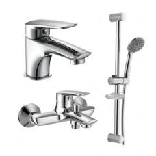 PRAHA new набор для ванны (05030 new + 10030 new + штанга R670SD) 0510030670 IMPRESE Imprese 0510030670