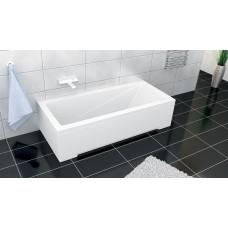 Ванна акриловая MODERN 120х70 Besco PMD Piramida от производителя акриловых ванн и поддонов BESCO