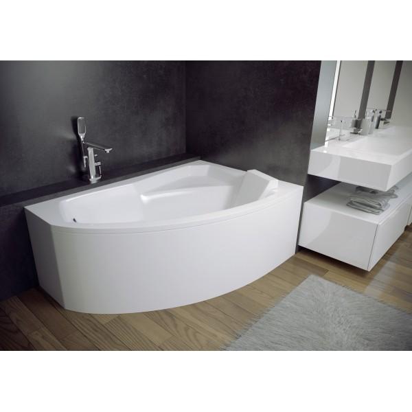 Ванна акриловая RIMA 170х110 BESCO правосторонняя от производителя акриловых ванн и поддонов BESCO