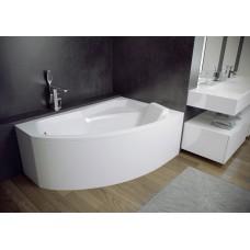 Ванна акриловая RIMA 150х95 BESCO правосторонняя от производителя акриловых ванн и поддонов BESCO