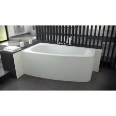 Ванна акриловая LUNA 150х80 BESCO левосторонняя от производителя акриловых ванн и поддонов BESCO