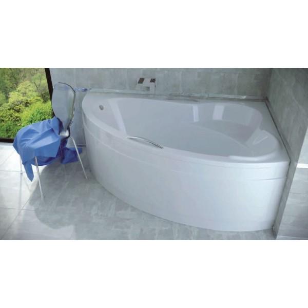 Ванна акриловая ADA 140х90 BESCO правосторонняя с отверстиями под ручки от производителя акриловых ванн и поддонов BESCO