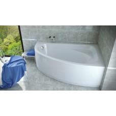 Ванна акриловая CORNEA 140х80 BESCO правосторонняя от производителя акриловых ванн и поддонов BESCO