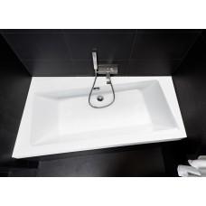 Ванна акриловая INFINITY 170х110 BESCO левосторонняя от производителя акриловых ванн и поддонов BESCO
