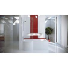 Ванна акриловая INSPIRO 170х70 BESCO левосторонняя от производителя акриловых ванн и поддонов BESCO