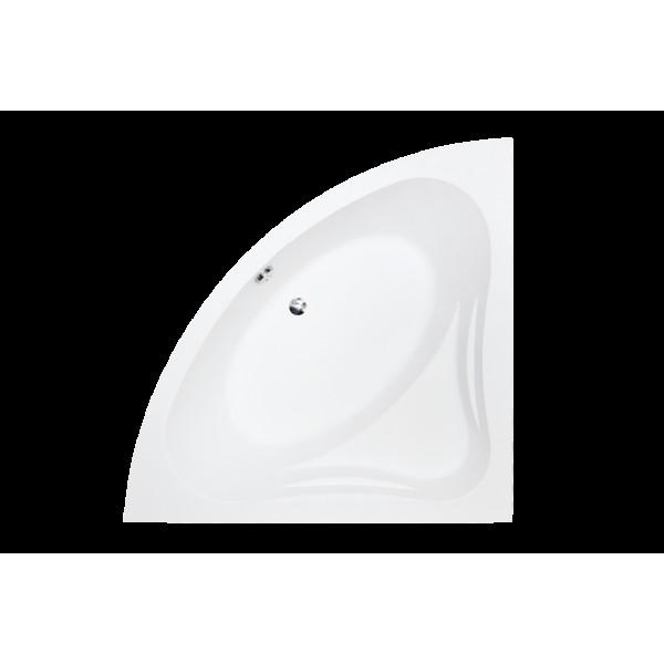 Ванна акриловая угловая MIA 130х130 BESCO PMD PIRAMIDA от производителя акриловых ванн и поддонов BESCO
