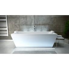 Ванна отдельно стоящая Vera 170x75 Besco PMD PIRAMIDA от производителя акриловых ванн и поддонов BESCO