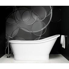 Ванна отдельно стоящая Gloria NOVA 160x68 Besco PMD PIRAMIDA от производителя акриловых ванн и поддонов BESCO