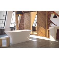 Ванна отдельно стоящая Assos 160x70 Besco PMD PIRAMIDA от производителя акриловых ванн и поддонов BESCO