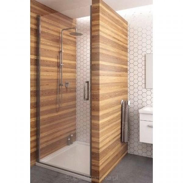 Душевая дверь в нишу или со стенкой Missisipi 80 103-40022