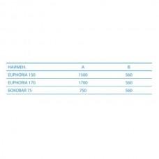 Панель Koller Pool Euphoria 150 L/R