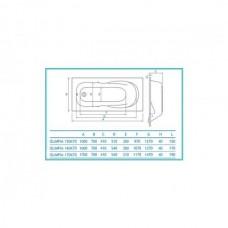 Koller Pool Olimpia 180x80