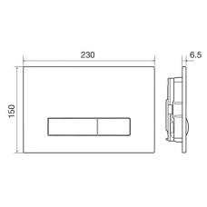Комплект инсталляции Imprese 3 в 1 OLIpure i9120OLIpure + унитаз подвесной Volle Solar Rimless 13-93-363 с сидением Soft Close Slim