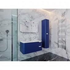 Зеркальный шкаф BOTTICELLI VELLUTO VltMC-100 белый