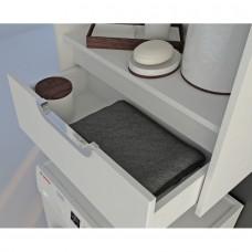 Шкаф навесной JUVENTA MONZA MnC-30 венге