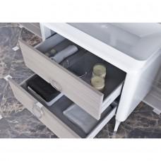 Тумба JUVENTA TICINO Тс-85 белый шпон