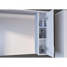 Зеркальный шкаф JUVENTA TRENTO TrnMC-87 правый