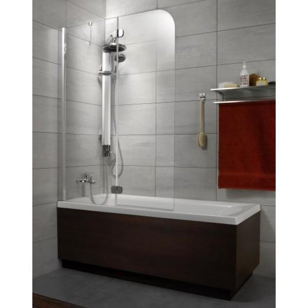 Шторка для ванны Radaway Torrenta PND 100 201202-101NR