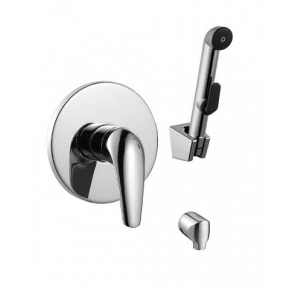 KRINICE набор (смеситель скрытого монтажа с гигиеническим душем) Imprese VR15110Z-BT