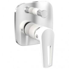 BRECLAV смеситель скрытого монтажа для ванны Imprese VR-10245WZ