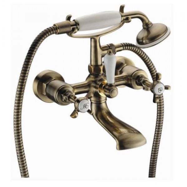 CUTHNA antiqua двухвентильный смеситель для ванны Imprese 10280 antiqua-n