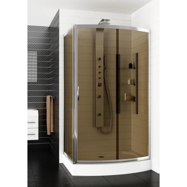 Душевой уголок SERENGETI стекло коричневый 105-610101