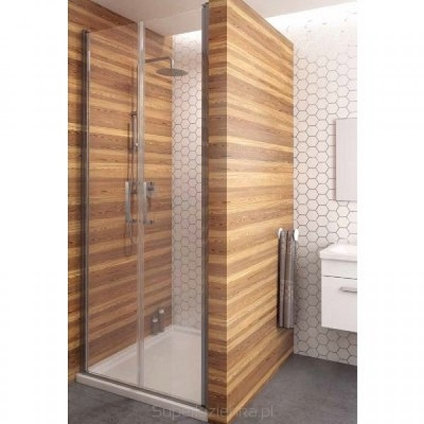 Душевая дверь в нишу или со стенкой Missisipi 80 103-40024