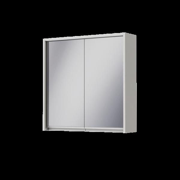 Зеркальный шкаф JUVENTA SAVONA SvM-70 белый
