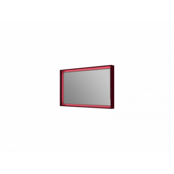 Зеркальная панель BOTTICELLI TORINO TrM-100 бордовая